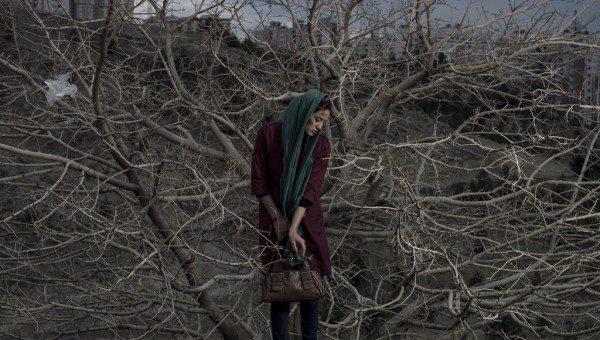 Portrait of Somayyeh