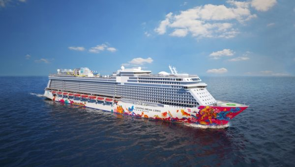 Genting Dream Ship