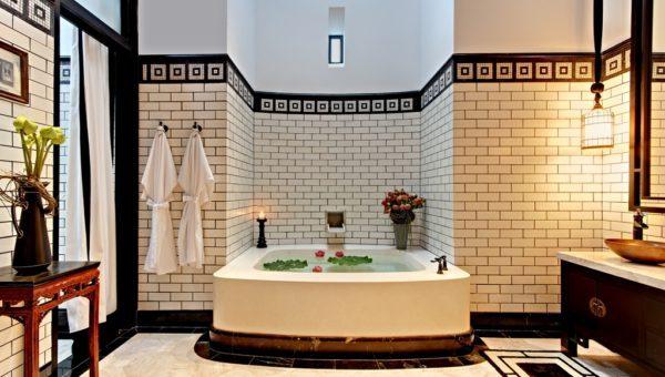 Pool Villa - Chinese theme (Bathroom)