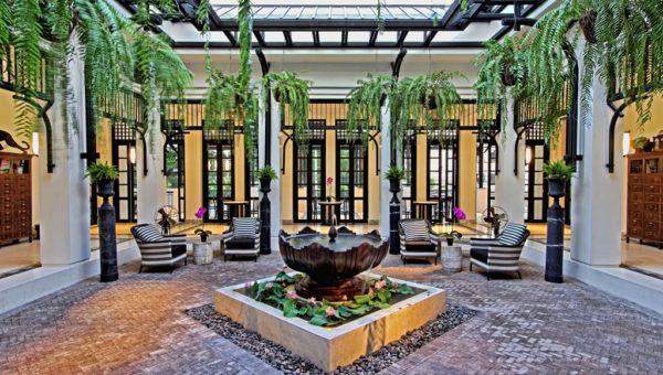 The Siam Lobby