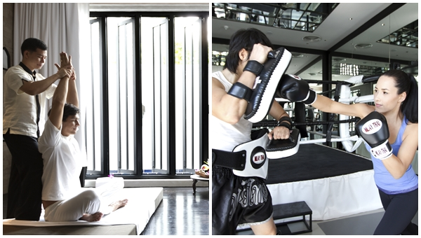 The Siam Spa and Muay Thai