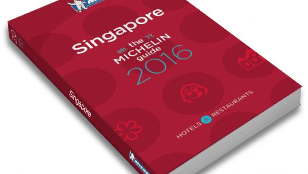 Michelin Guide 2016 SG
