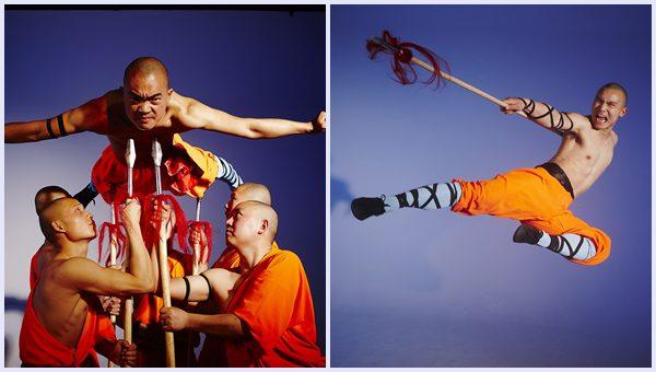 Shaolin Stunts 1