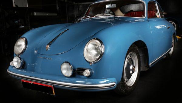 1968 Porsche 356
