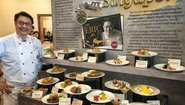 Chef Eric Teo
