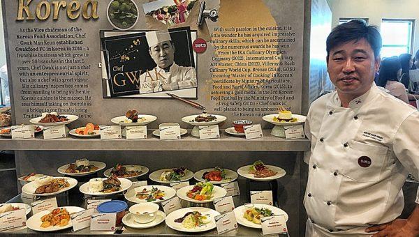 Chef Gwak Man Keun