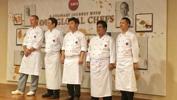 CulinaryGlobal Chefs
