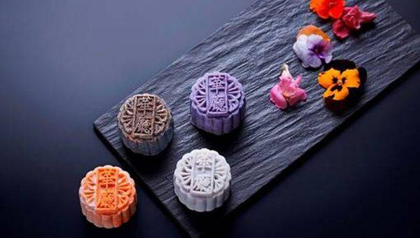 Hua Ting Snow Skin Mooncakes