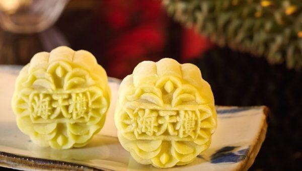 Pan Pacific Singapore Signature Mao Shan Wang Durian Snowskin