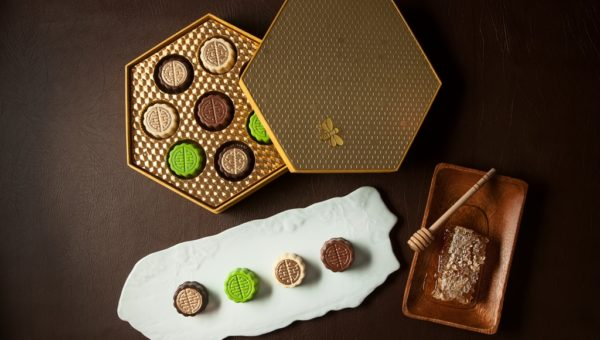 Shangri-La Singapore Honey Chocolate Collection
