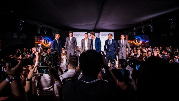 F1 Drivers Fashion show
