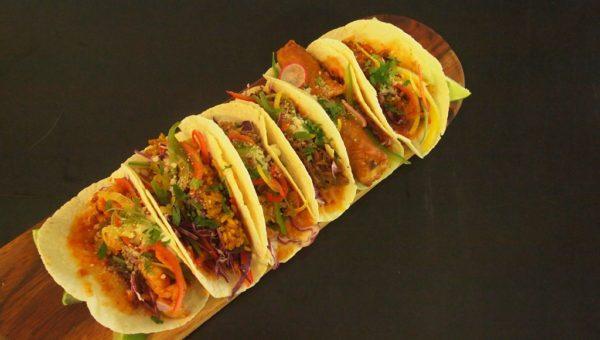 Tacos Platter