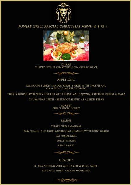 punjab-grill-christmas-menu