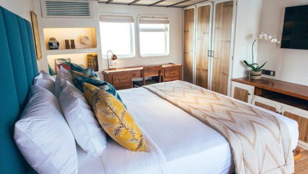 Rascal - Bedroom Cabin4