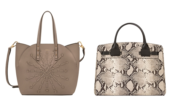 Aurora Tote and Lucky Handbag