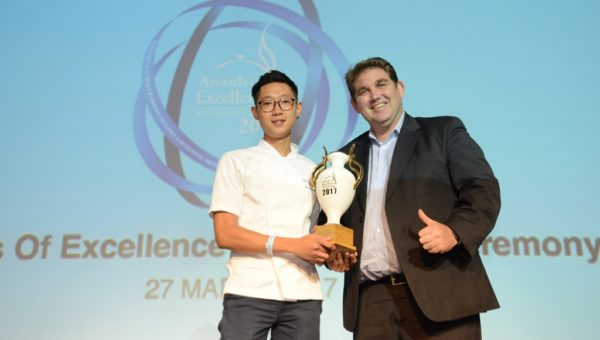 Meat & Livestock Australia Rising Chef of the Year - Kenneth Oh - Gattopardo Ristorante Di Mare