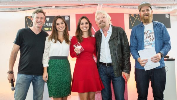 Virgin Startup winner - Double Dutch - Raissa & Joyce De Haas