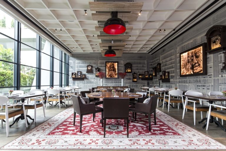 private dining room restaurant singapore | ADRIFT: The Waft of World Cuisine in a Single Meal | Luxe ...