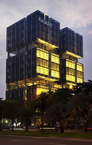 Aviary Bintaro_Building
