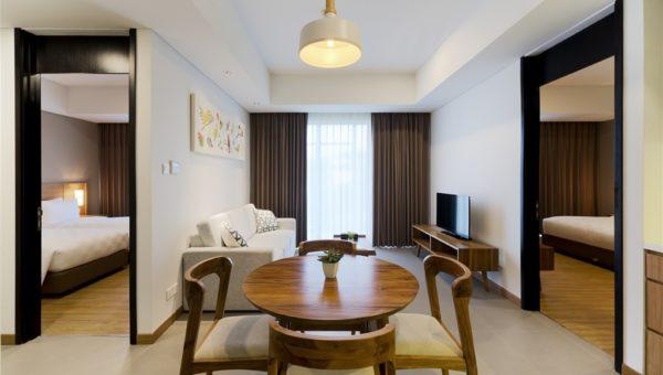 Aviary Bintaro_Premiere Flat 2 Bedroom