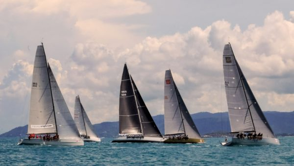 Grand Prix Yachts Samui Regatta