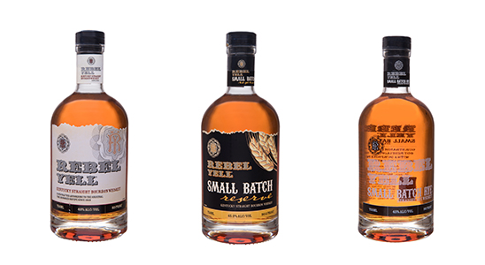 Rebel Yell Bottle Images (Combined)