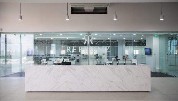 Reebonz Building_Reception area