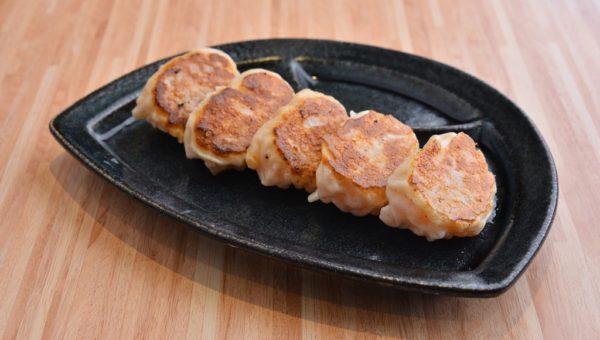 Shrimp Gyoza