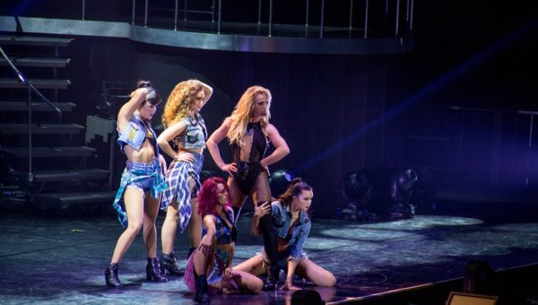 Britney Spears Live in SG-24