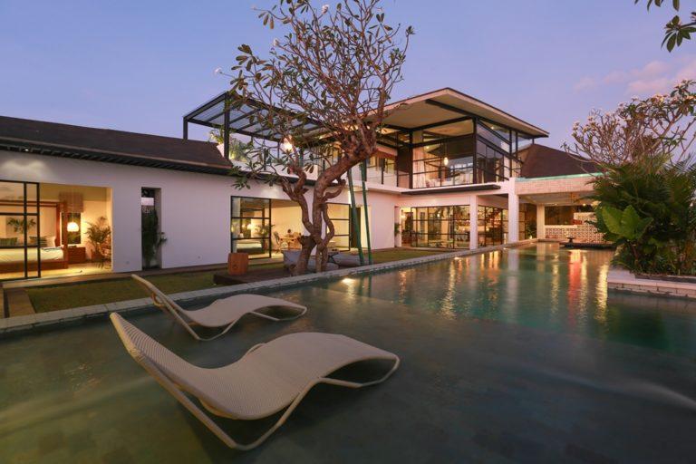 Escape To The Luxurious Mandala House Bali