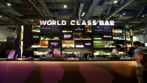 Diageo World Class Bar