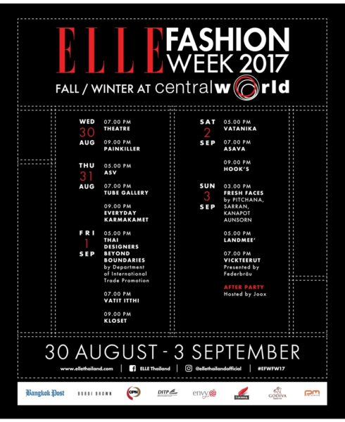 ELLE Fashion Week 2017