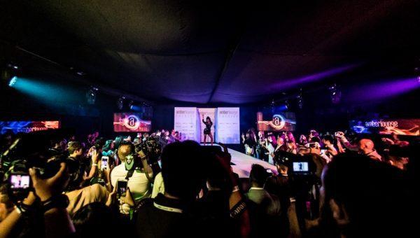Kelis - Amber Lounge Singapore 2016