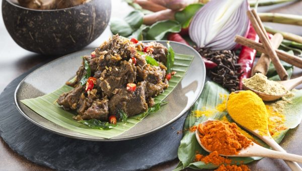 Singapore Street Food by RISE - Rendang Pipi Daging