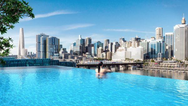 Sofitel Sydney Darling Harbour Hotel - Infinity Pool