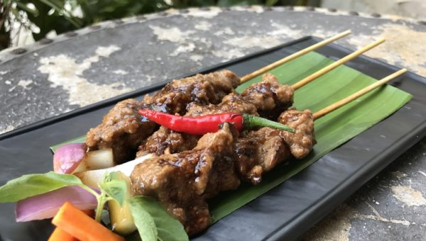 Table@7 - Char-grilled Madura Chicken Satay