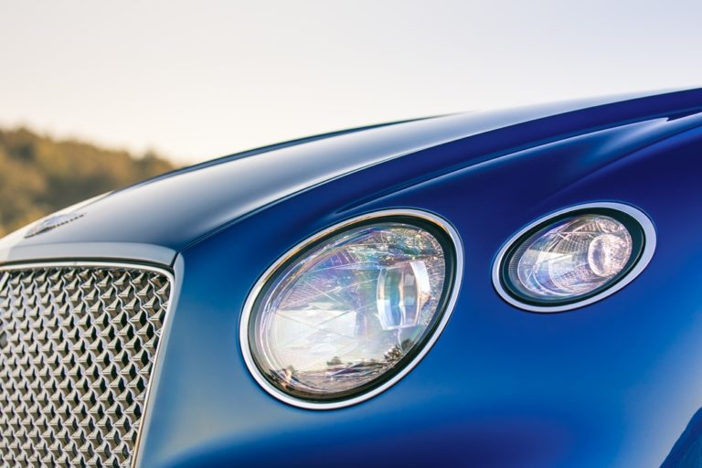 The Lighting On The Continental GT Uses The Latest LED Technology, But It  Is The Design Of The Head Lamps That Truly Sets Them Apart.