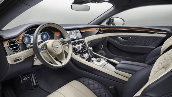 New Continental GT - Body
