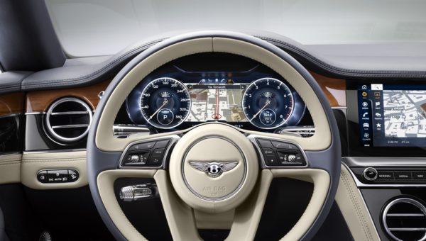 New Continental GT Wheel