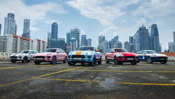 Porsche Macan Legends Reborn Main