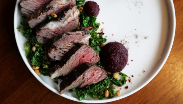 Short Ribs and Kale