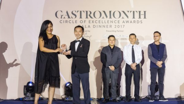 Favourite Street Food Vendor Award Winner - A Noodle Story