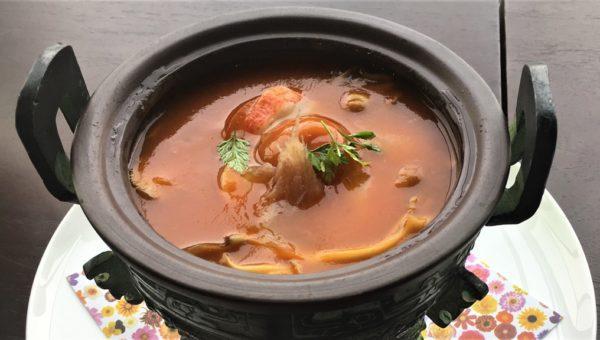 Maitake Mushroom, Nameko Mushroom, Tomato