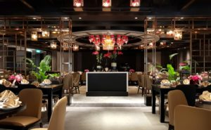 Orient Palace Interior
