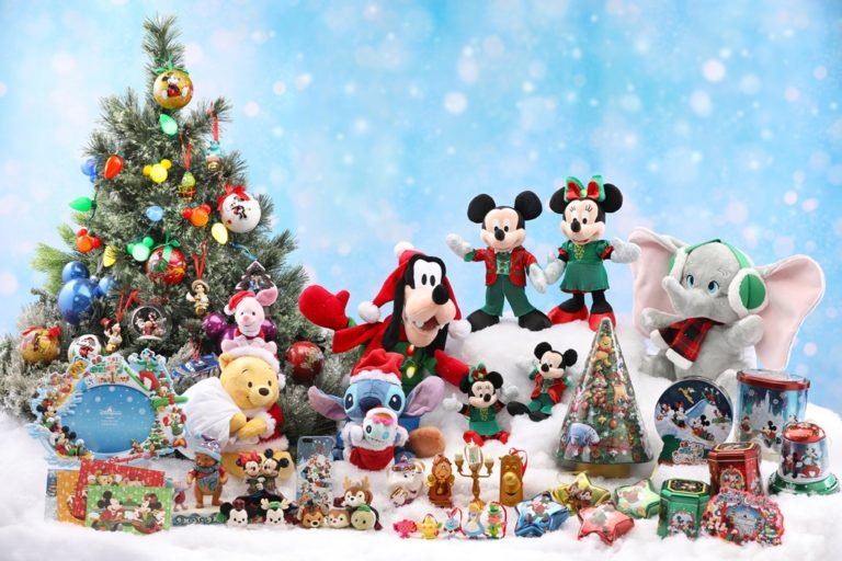 Christmas In Disneyland Hong Kong.Experience Authentic Christmas Wonderland At Hong Kong