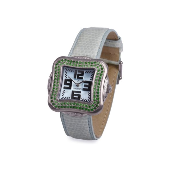 Candy Collection Tsavorite Watch