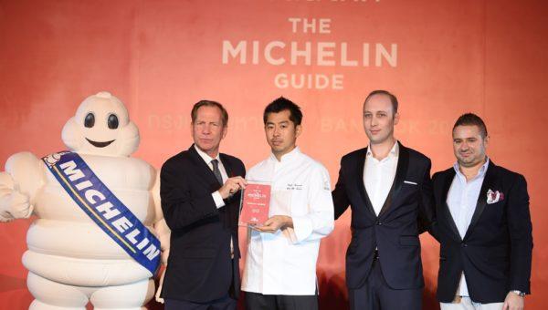 Chef from Mezzaluna - 2 Michelin Stars