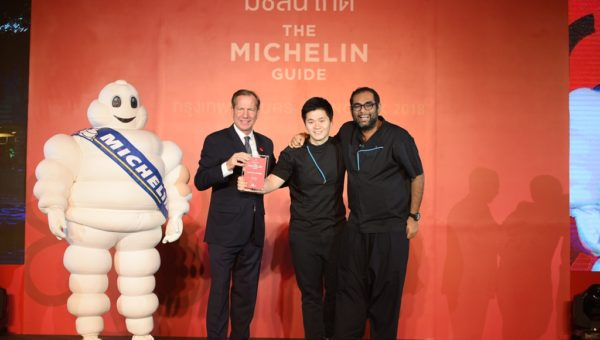 Gaggan 2 Michelin Stars