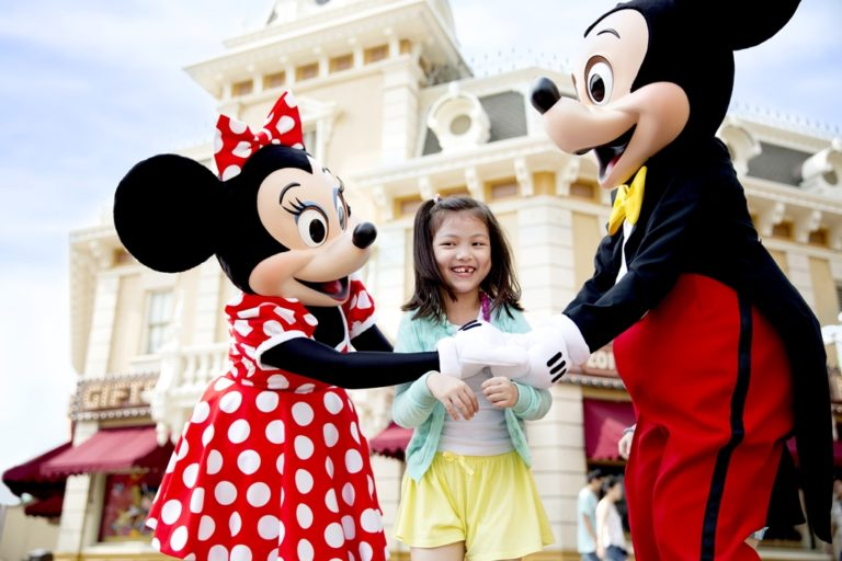 Hong Kong Disneyland moments