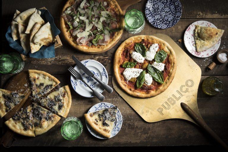 Pulico Ristorante_Signature Pizzas
